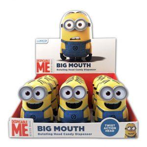 Boston America Minion Big Mouth Dispenser (9 Count)