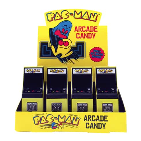 Boston America Pac-Man Arcade Candy (12 Count)
