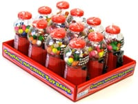 Gumball Machine with Toy bank 12ct