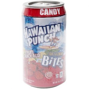 Mega Soda Can Hawaian Punch 12ct