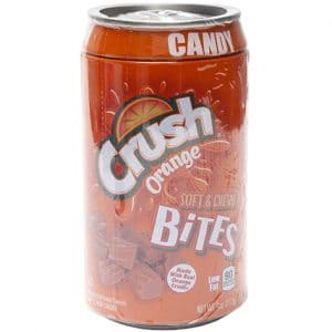 Orange Crush Liquorice Bites 12 ct