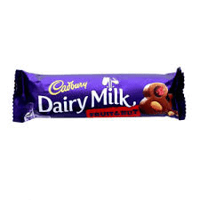 Cadbury Fruit & Nut 200g