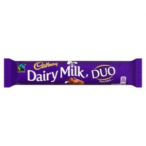Cadbury Dairy Milk Duo
