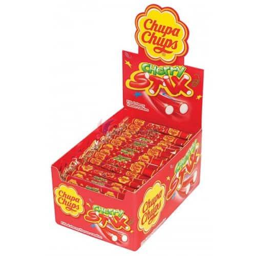 Chupa Chup Cherry Stix 30 Count