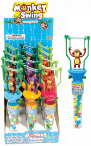 kidsmania monkey swing 12ct