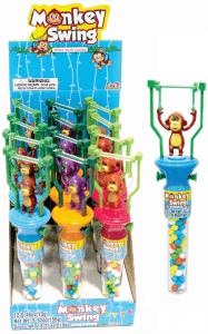 kidsmania monkey swing 12ct