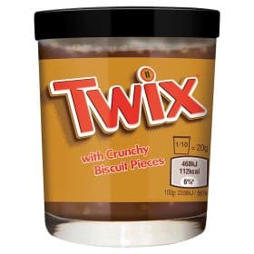 Twix Chocolate Spread (6 x 200g)