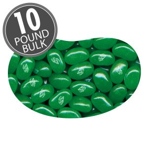 Jelly Belly green Apple 10 LB
