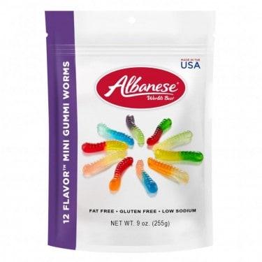 Albanese 12-flavor-mini-gummi-worms_