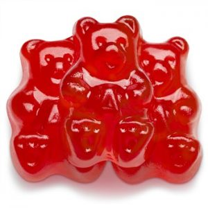 Albanese Red Hot Cinnamon Bear Bulk