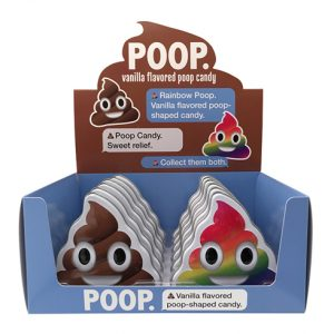 Boston America Poop candy