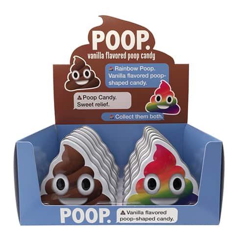 Boston America Poop candy