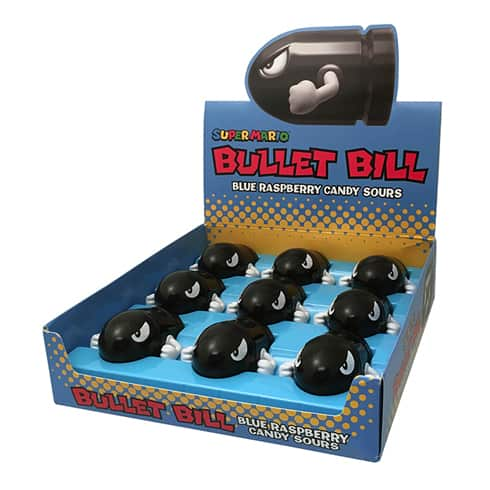 Boston america Bullet Bill 9ct