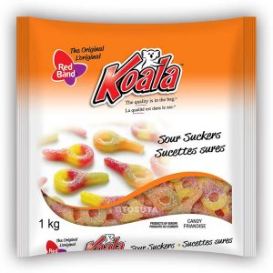 Koala-Red-Band-Pillow-Bags-SourSuckers 1kg