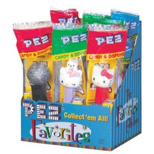 Pez Favorites 12ct