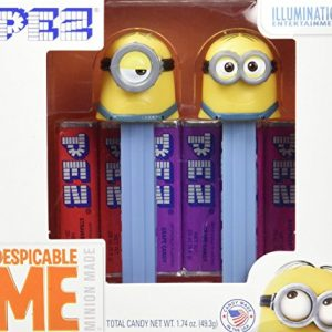 Pez Gift Set Despicable Me Twin PK