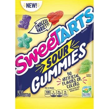 Sweetarts Sour Gummy Peg Bag 5.25 oz