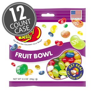 Jelly Belly Fruit Bowl 12CT