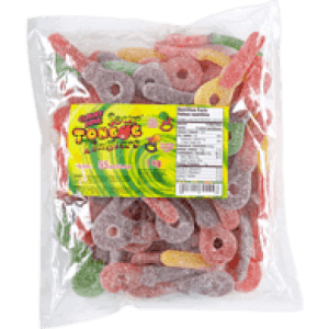 super sour Tongue Tinglers 1kg