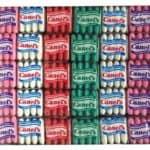 Canel Gum 4pk 60ct