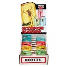 Hotlix Scorpion Sucker Assorted