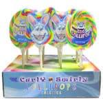Easter Curly Swirly Lollipop