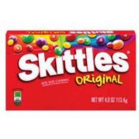Skittle Orignal Theater box