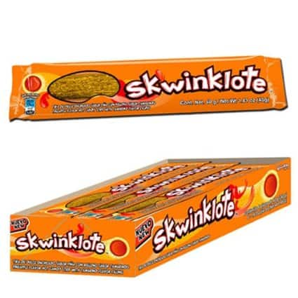 skwinklote Pineapple Flavor hot Candy