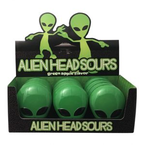 Alien-Head sour 12ct