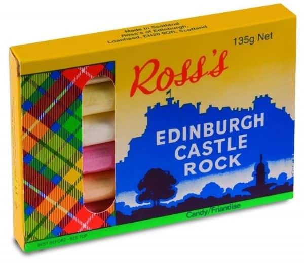 Ross's Edinburgh Castle Rock