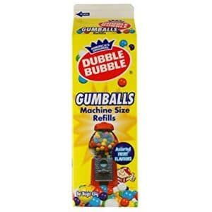 Double Bubble Gumball Refills 454g