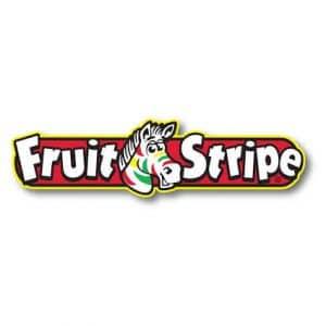 Fruit Stripe Logo