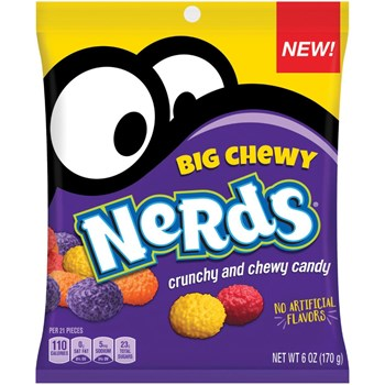 Nerds Chewy Peg bag 12ct