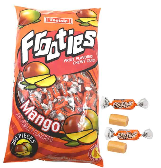 Tootsie Frooties Mango 360ct