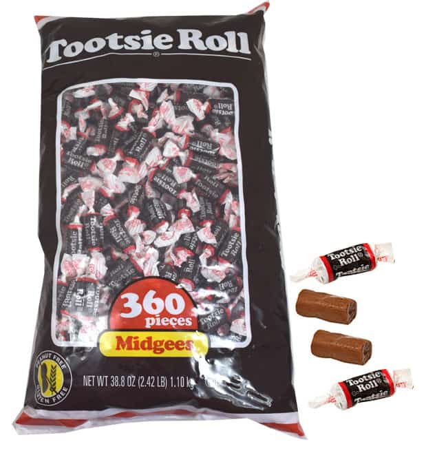 Tootsie Roll Midge 360ct