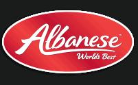 Albanese Confectionary Logo