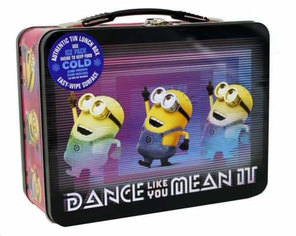 'Dance Like You Mean It' Despicable Me XL Lunch Box