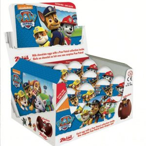 Paw Patrol Milk Chocolate Surprise Eggs