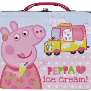 Peppa Pig Ice Cream Lunch Box