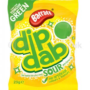 Barratt Dip dap Sour Apple