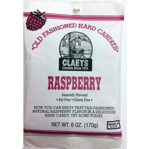 Claey Natural Raspberry 6oz