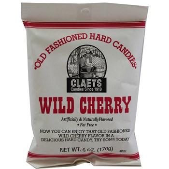 Claey Wild Cherry Candy 6oz