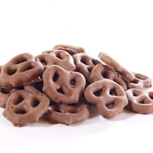 Milk Chocolate Pretzels Bulk