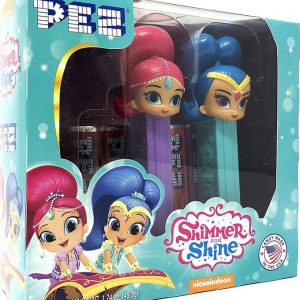 Pez Gift Set Shimmer & Shine Twin Pack