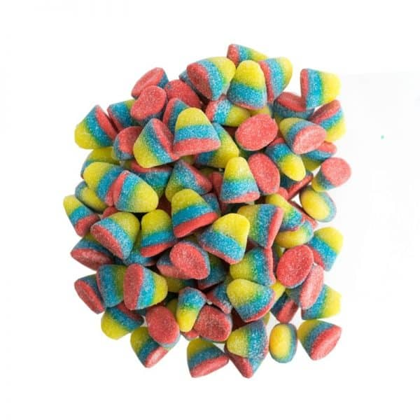 Vidal Gummy Tropical Bulk