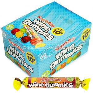 Swizzels-wine-gummies 60 CT