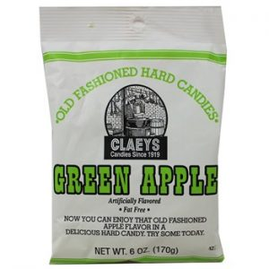 Claey Green Apple