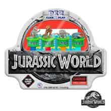 Pez Gift Set Jurrasic World