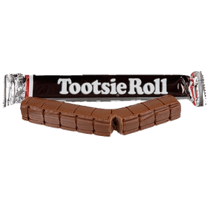 Tootsie Giant Roll 3oz 24ct