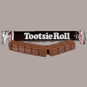 Tootsie Giant Roll 3oz 24ct